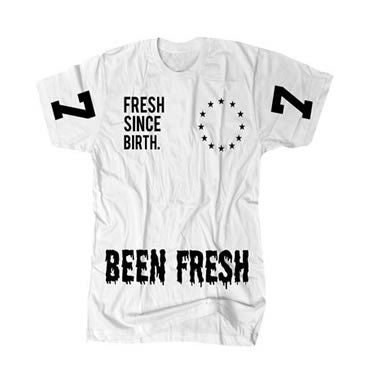 Been Fresh - White