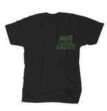 Made Like Daddy - Green print Tee