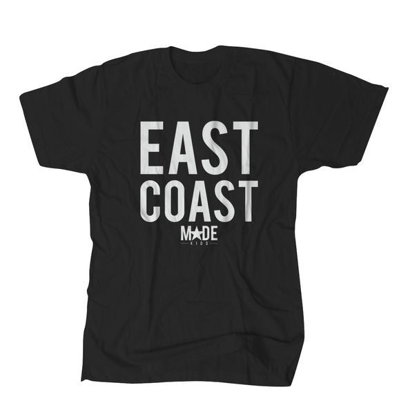 Black - East Coast Tee