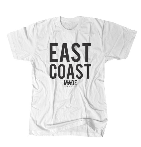 White - East Coast Tee