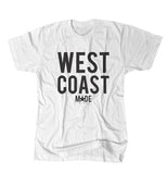 White - West Coast Tee