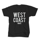 Black - West Coast Tee