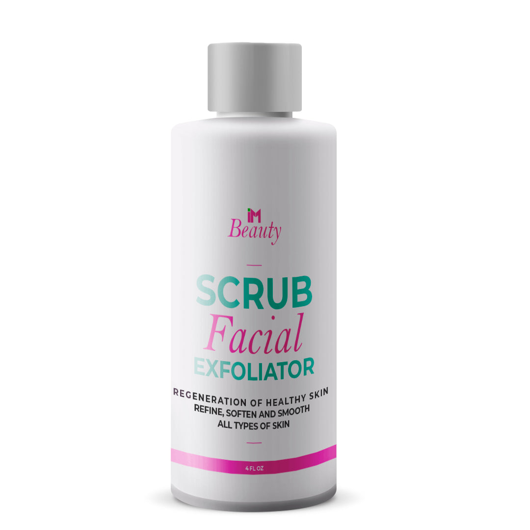 IM Beauty SCRUB Facial Exfoliator