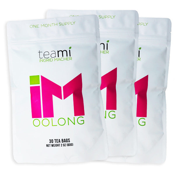 IM Oolong Tea - 3 Bolsas