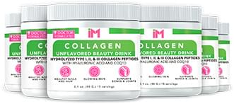 IM Collagen Beauty Drink - 6 Bottles