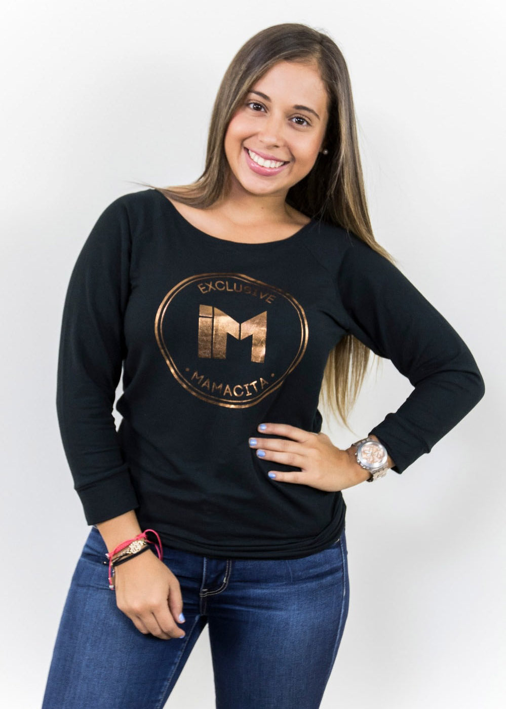 Exclusive IM Mamacita Sweater