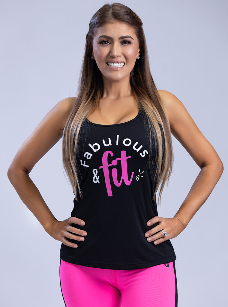 Fabulous & Fit - Tank Top