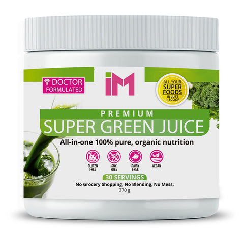 IM Premium Super Green Juice