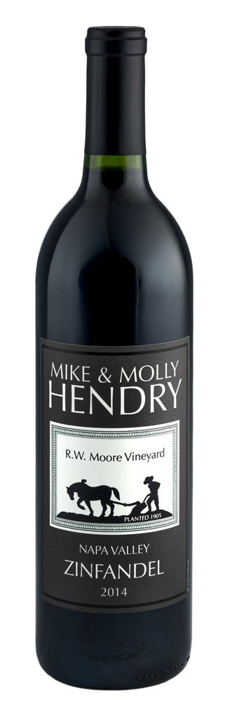 Mike and Molly Zinfandel 2014 bottle shot