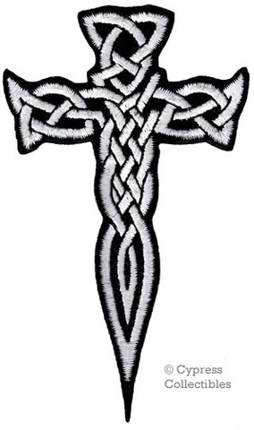 CELTIC DAGGER PATCH