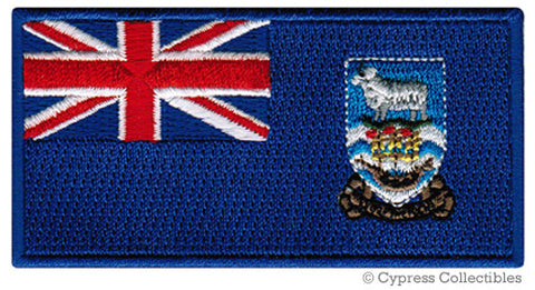 FALKLAND ISLANDS FLAG PATCH