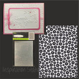 Mini Daisy embossing folder by Darice embossing folders 30008381