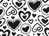 LAYERED HEARTS Embossing Folder By DARICE 1216-69 - Inspiration Station Scrapbook Store & Retreat