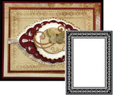 PHOTO FRAME Embossing Folder By DARICE 1219-115 - Inspiration Station Scrapbook Store & Retreat