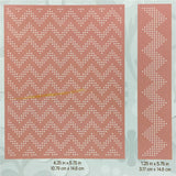 CHARLES Embossing Folder by CUTTLEBUG 2001429 - Inspiration Station Scrapbook Store & Retreat