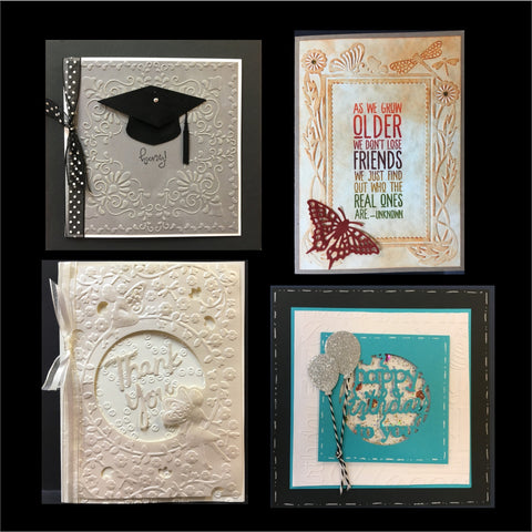 July 2017 Handmade Card Kit - Card Class to Go