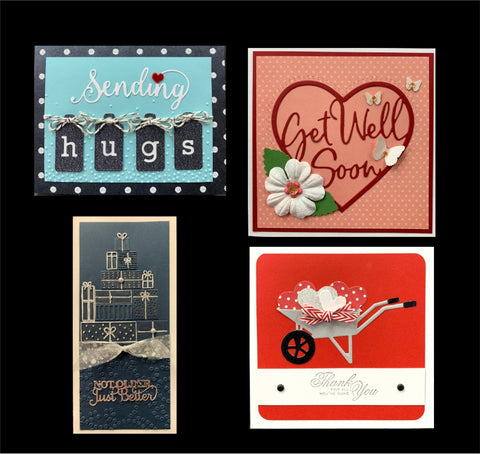 February 2020 Handmade Card Kit - Card Class to Go