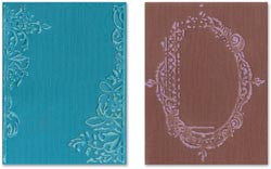 Fancy & Floral Frames by Tim Holtz for Sizzix - Inspiration Station Scrapbook Store & Retreat