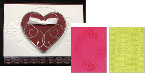 Circle Frame and Sparkling Set by Sizzix - Inspiration Station Scrapbook Store & Retreat