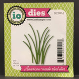 Tall Grass metal die by Impression Obsession dies