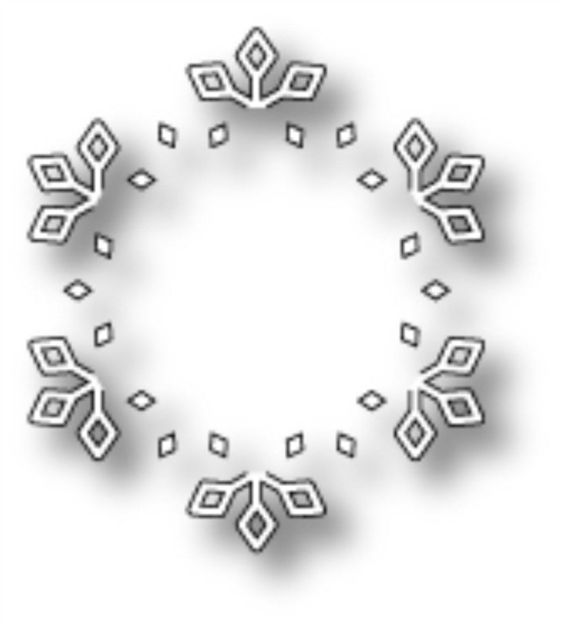 Snowflake Cutwork 98647 Thin Metal Die by Memory Box - Inspiration Station Scrapbook Store & Retreat