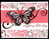 ORIEL BUTTERFLY die by MEMORY BOX 98740 - Inspiration Station Scrapbook Store & Retreat