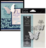 PRECIOUS BUTTERFLIES die set by MEMORY BOX 98822 - Inspiration Station Scrapbook Store & Retreat