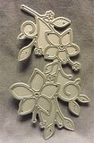VIGNETTE FLORAL BRANCH Die by MEMORY BOX 98973 - Inspiration Station Scrapbook Store & Retreat
