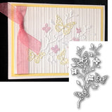 KENSINGTON BRANCH die by MEMORY BOX 98974 - Inspiration Station Scrapbook Store & Retreat