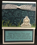 GRASS Die Cut by CHEERY LYNN DESIGNS B126 - Inspiration Station Scrapbook Store & Retreat