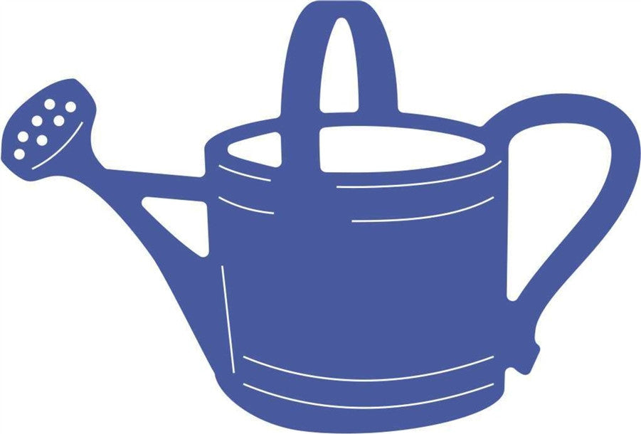Watering Can Metal Die Cut by Cheery Lynn Designs - Inspiration Station Scrapbook Store & Retreat