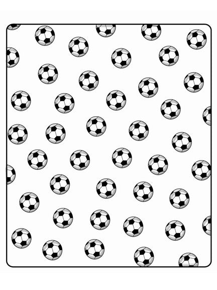 SOCCER BALLS embossing folder by CRAFTS TOO CTFD4003 - Inspiration Station Scrapbook Store & Retreat