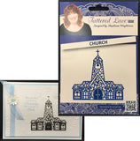 CHURCH die by TATTERED LACE D332 - Inspiration Station Scrapbook Store & Retreat