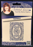 TWINKLE by TATTERED LACE Metal Die Cut D443 - Inspiration Station Scrapbook Store & Retreat