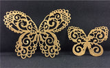 BUILD A BUTTERFLY MAGNIFICENT by TATTERED LACE Die Set D654 - Inspiration Station Scrapbook Store & Retreat