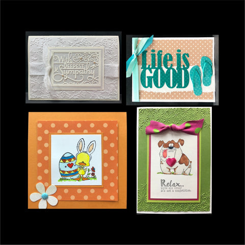 February 2019 Handmade Card Kit - Card Class to Go