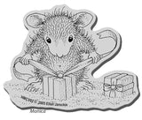 Gifts To Tie Cling Rubber Stamp by Stampendous - Inspiration Station Scrapbook Store & Retreat