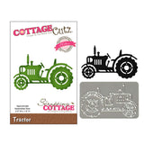 Tractor Die Cut By Cottage Cutz Elites CCE-376 - Inspiration Station Scrapbook Store & Retreat