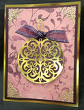 Ornament Die by Serendipity Stamps 010JD - Inspiration Station Scrapbook Store & Retreat