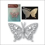 Adora Butterfly Die Cut Set by Memory Box Dies 99917 - Inspiration Station Scrapbook Store & Retreat