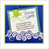 Big Splash Border Metal Die Cut by Memory Box Dies 98438 - Inspiration Station Scrapbook Store & Retreat