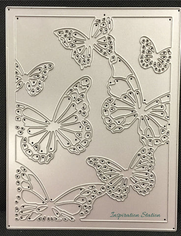 Floating Butterfly Frame die - Memory Box dies- 99138 | Inspiration ...