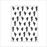 Cacti Embossing Folder By Darice Embossing Folders 30032540 - Inspiration Station Scrapbook Store & Retreat