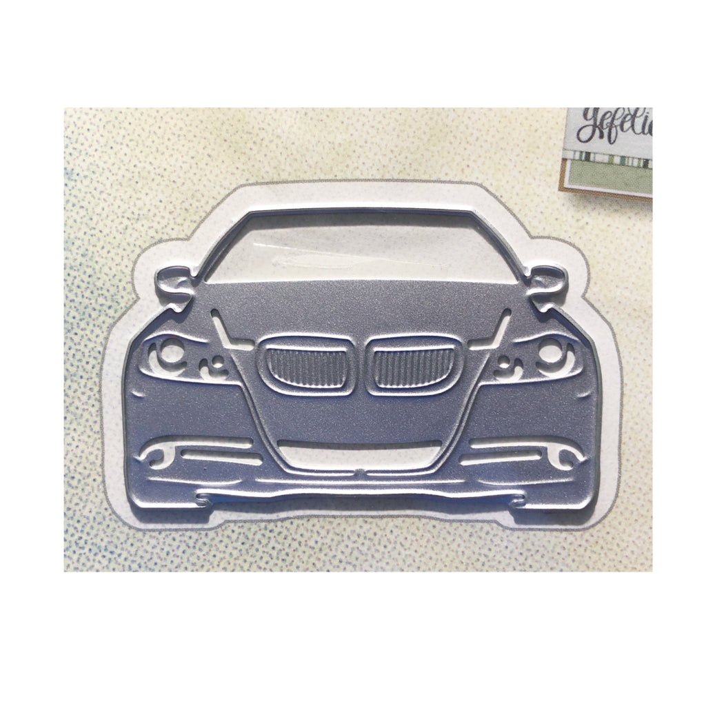 Car Metal Die by Joy Crafts Dies 6002/1033 - Inspiration Station Scrapbook Store & Retreat