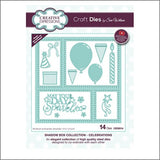 Celebrations Shadow Box Collection Die Set by Creative Expressions Dies CED9314 - Inspiration Station Scrapbook Store & Retreat