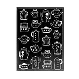 Coffee Pots Embossing Folder by Darice Embossing Folders 30041347 - Inspiration Station Scrapbook Store & Retreat