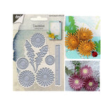 Dandelions Metal Die Set by Joy Crafts Dies 6002/1180 - Inspiration Station Scrapbook Store & Retreat