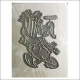 Donald Duck Thin Metal Die by Disney and Character World DUS0103 - Inspiration Station Scrapbook Store & Retreat