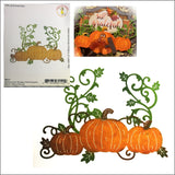 Fall Pumpkin Patch Die Cut Set by Cheery Lynn B827 - Inspiration Station Scrapbook Store & Retreat