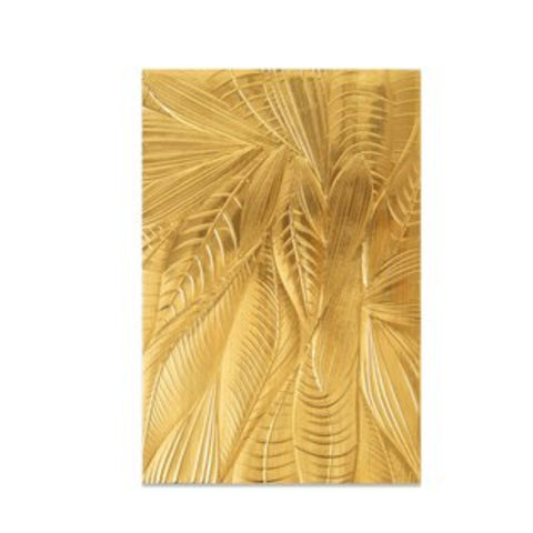 Fallen Leaves 3-D Embossing Folder by Sizzix Embossing Folders 664504